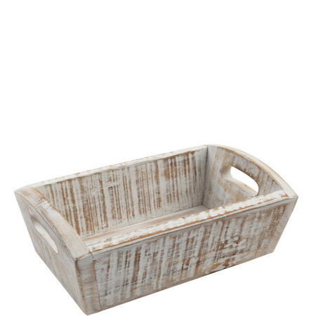 Nordic Deep Tray White
