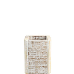 Nordic Cutlery Box White