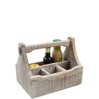 Nordic 4 Compartment Table Caddy