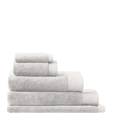 Luxury Retreat Collection Hand Towel Smoke