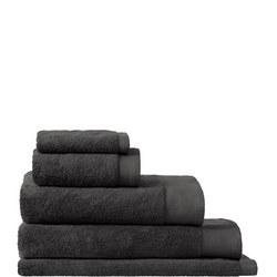 Luxury Retreat Collection Hand Towel Carbon
