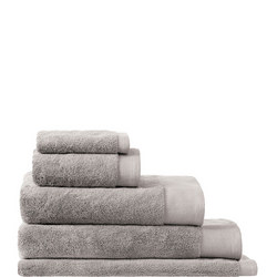 Luxury Retreat Collection Hand Towel Platinum