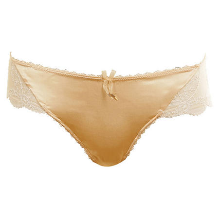 Innocence Full Briefs  Beige