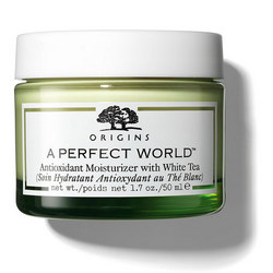 A Perfect World Antioxidant Moisturizer with White Tea
