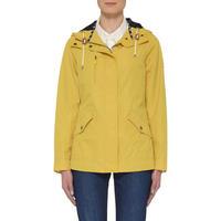 Heritage Headland Hooded Jacket Yellow