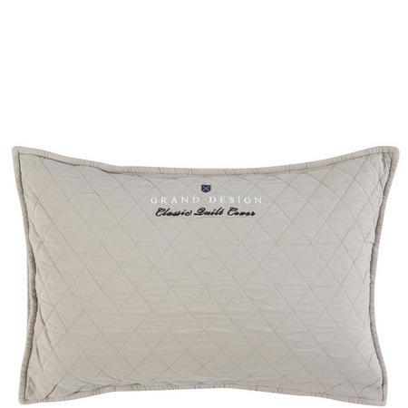 Classic Quilt Cushion Sand