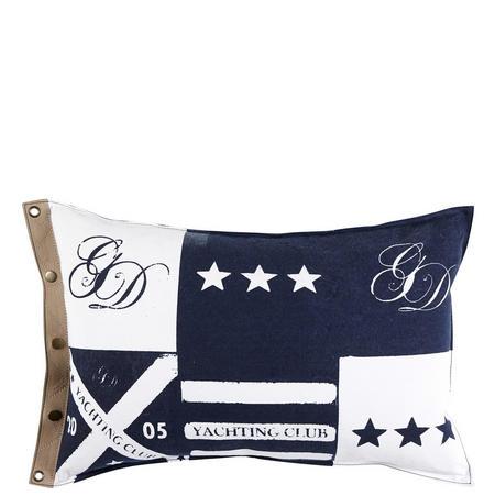 Promotion Flag Cushion Navy