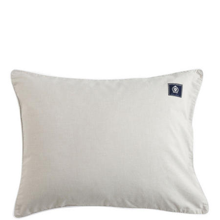 Oxford Sand Square Pillowcase
