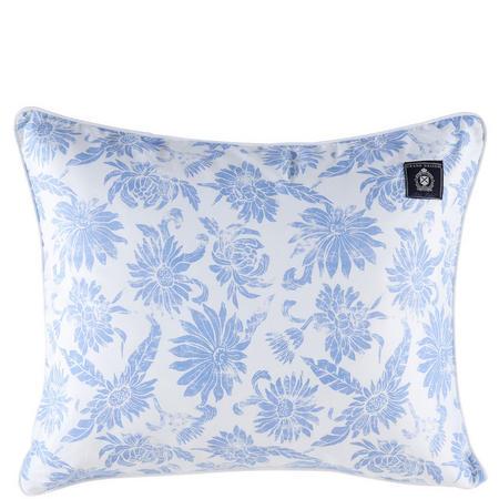 Florence Blue Standard Pillowcase