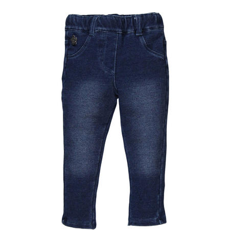 Baby Denim Jeggings Navy