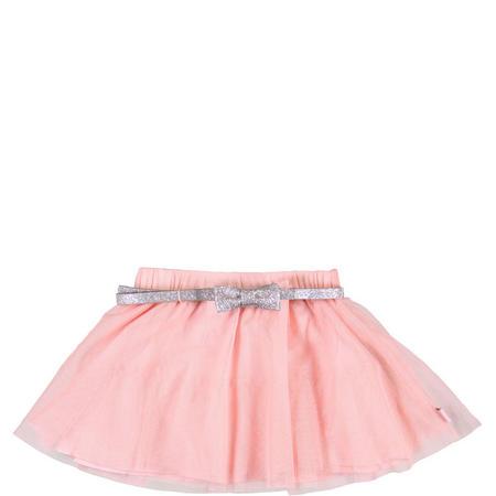 Baby Tulle Tutu Skirt Pink