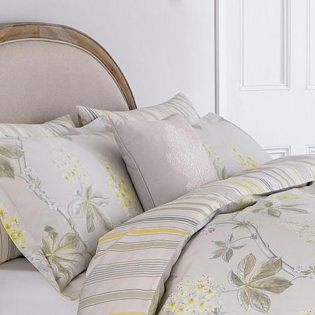 Chestnut Tree Silver Cushion