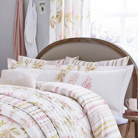 Chestnut Tree Pink Standard Pillowcase