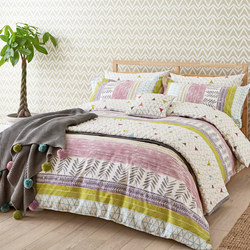 Raita Stripe Duvet Cover Set