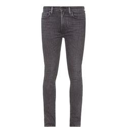 519 Extreme Skinny Jeans Dark Grey