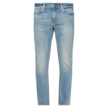 Regular Tapered Jeans Light Blue Wash