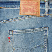 502 Regular Tapered Jeans Light Blue Wash