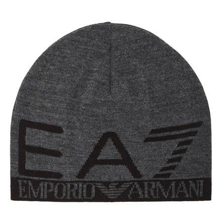 Visibility Beanie Hat Grey