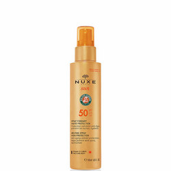 SPF 50 Melting Spray For Face And Body