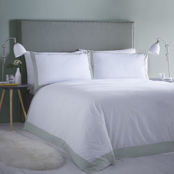 Madison Duvet Cover Set Duck Egg