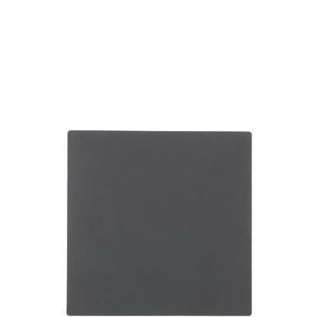 Tablemat Small Square 28 X 28 Cm Dark Grey Nupo Grey
