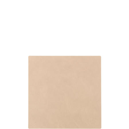 Tablemat Small Square Camel Nupo 28 X 28 Cm Brown