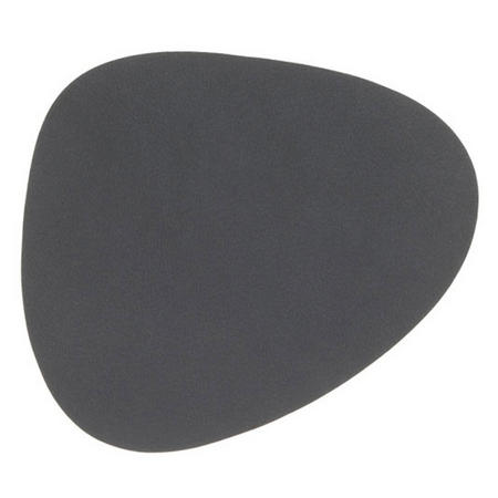 Tablemat Coaster Curve 11 X 13 Cm Nupo Grey