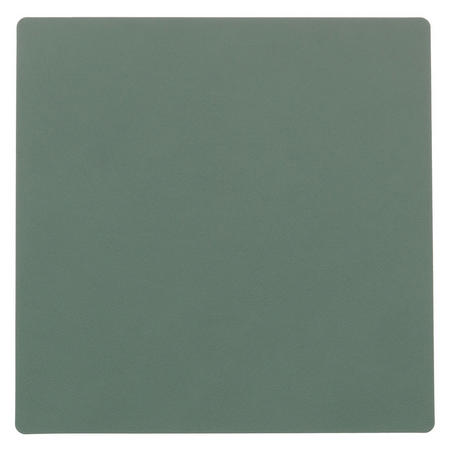 Tablemat Coaster Square 10 X 10 Cm Pastel Nupo Green