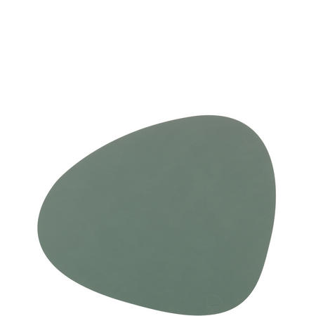 Tablemat Large Curve 37 X 44 Cm Pastel Green Nupo Green