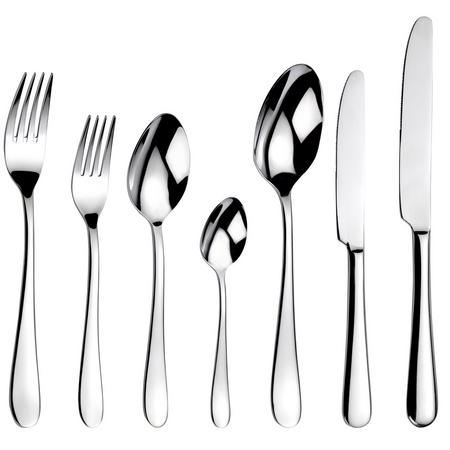 Richmond 44 Piece Cutlery Set Stainless Steel