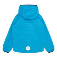 Boys Sexton Soft Shell Jacket Blue