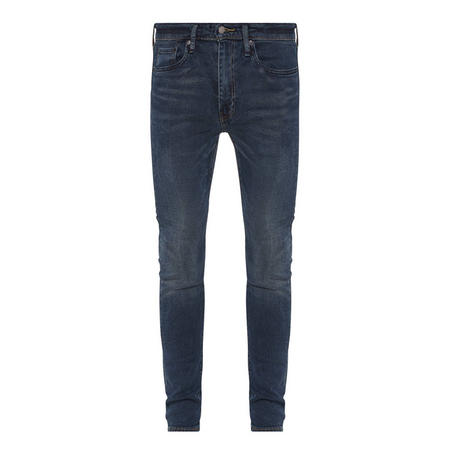 519 Extreme Skinny Jeans Blue