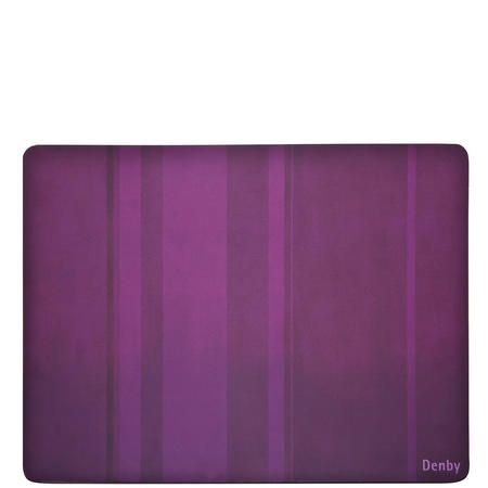 Colours Place Mats Set of Six Pink