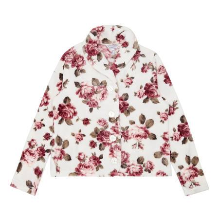 Romance Bed Jacket White