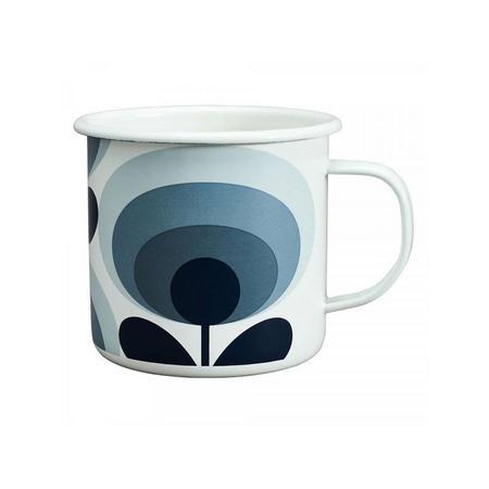 Slate Enamel Mug