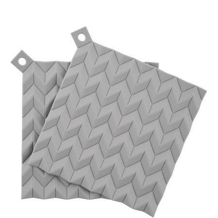Rig Tig Hold-On Pot Holders Grey