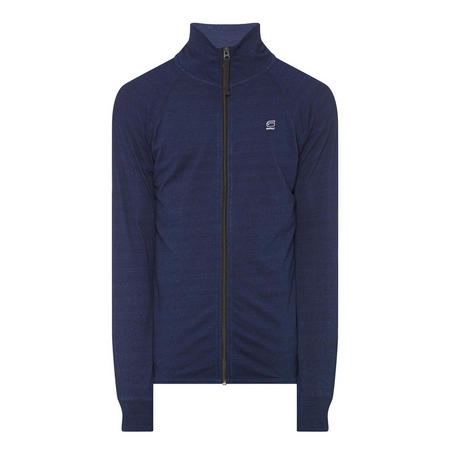 Jirgi Zip-Through Track Top