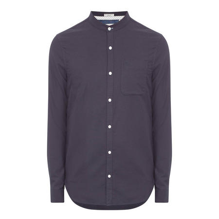 Slim Fit Shirt Navy