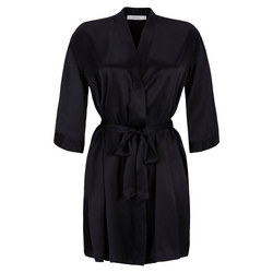 9c70227704ef Short Silk Robe Black  prodtitle md ar