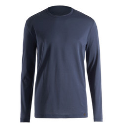 Long Sleeve T-Shirt Navy