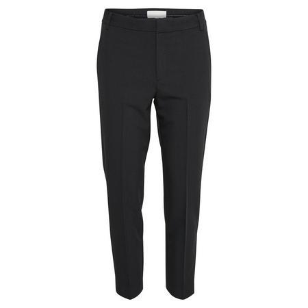 Leigh Cigarette Trousers  Black