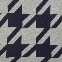 Flo Over Short Sleeve Sweater Grey