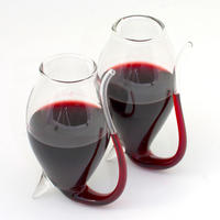 Vinology Port Decanter & Sipper Set Clear