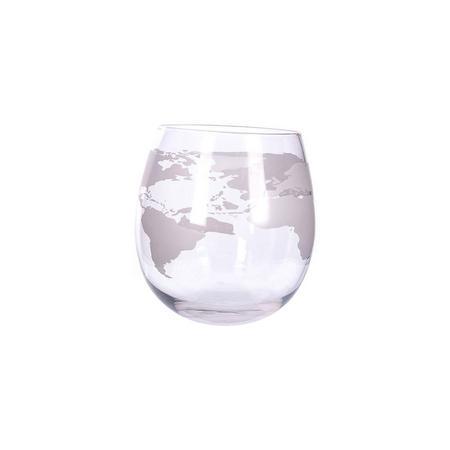 Mixology Globe Rocker Glasses Set of 2
