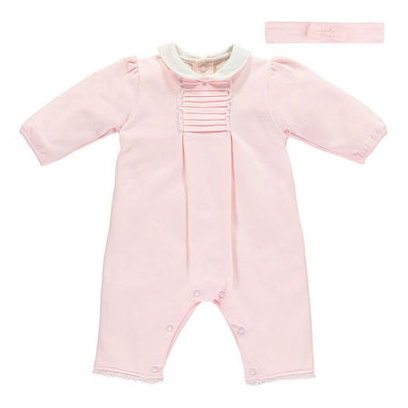 Lisa Babysuit Pink