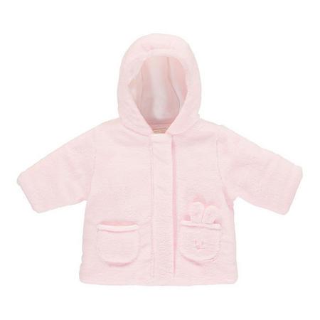 Layan Fleece Jacket Pink