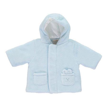 Lenny Fleece Jacket Blue