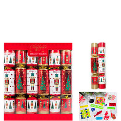 Christmas Crackers Soldier & Tree 12-Pack