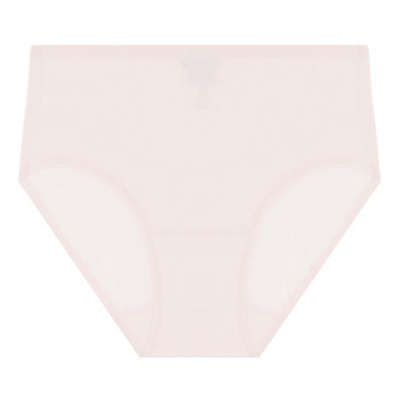 Soft Stretch Seamless Shorty Brief Pink
