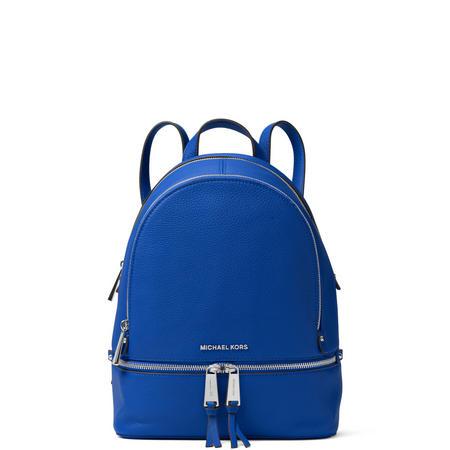 Rhea Medium Backpack Blue